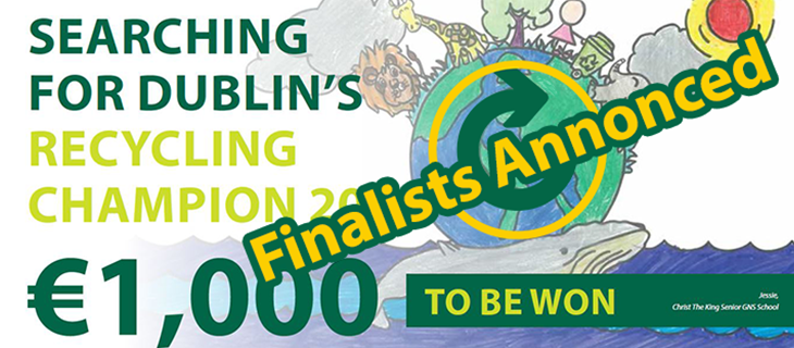Recycling Champion '15: Finalists Announced!