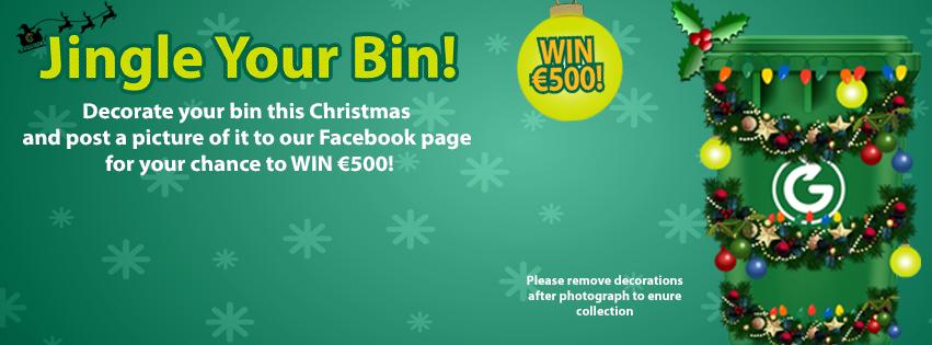 Jingle Your Bin!