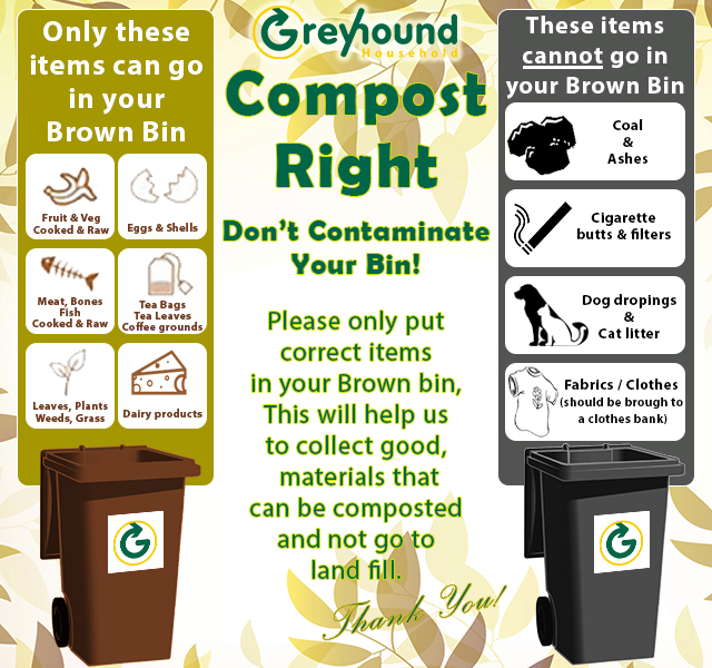 Recycle Right Compost