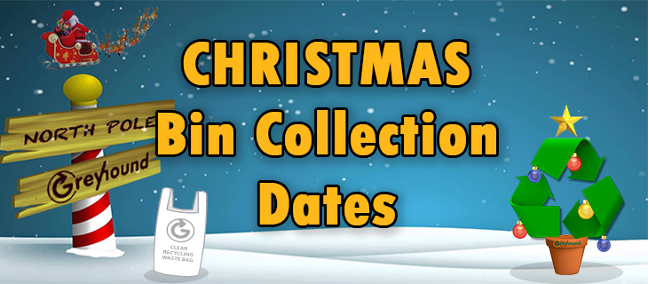 Christmas Collections & Office Opening Hours 2016