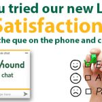 Customer Satisfaction, live chat customer satisfaction