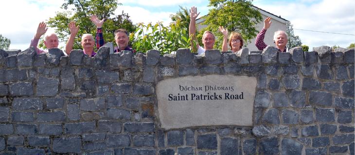 Saint Patricks, Clondalkin's Tidiest Estate