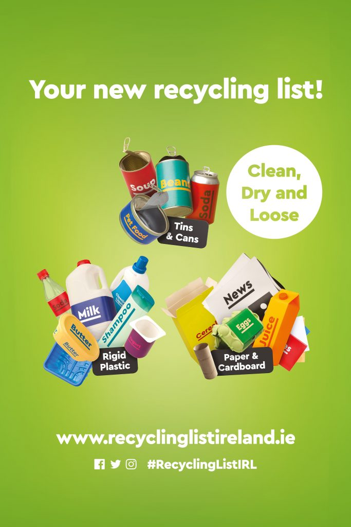 Recycling List Ireland Greyhound Recycling Greyhound