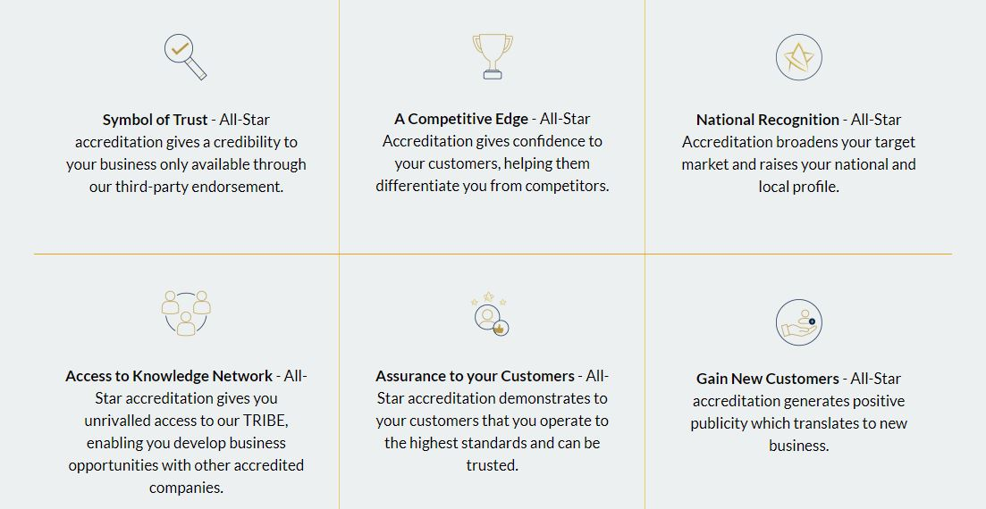 Business All Star Overview