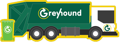 Greyhound Commercial Recycling Fact