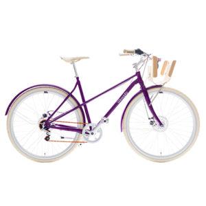 bike made from recycled aluminium