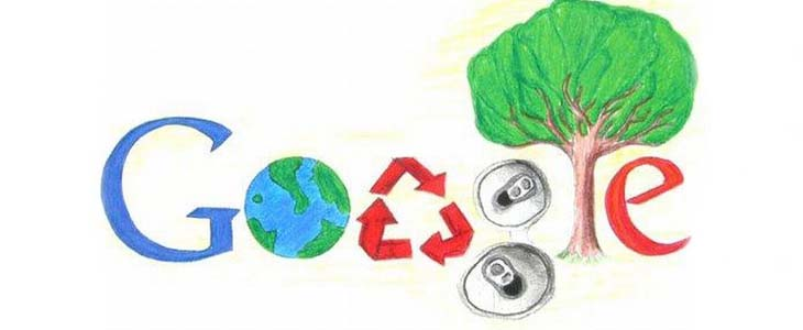 Google has made clear its commitments on the use of recycled materials and sustainability in its production line.