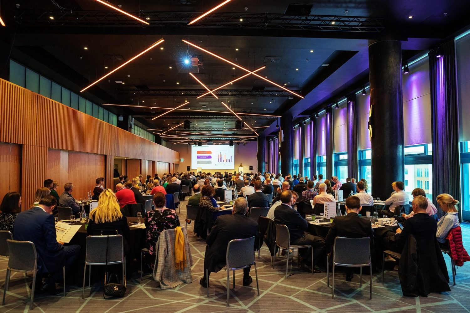 Greyhound Commercial at the Property Management and Facility Management Conference 2019 in Croke Park