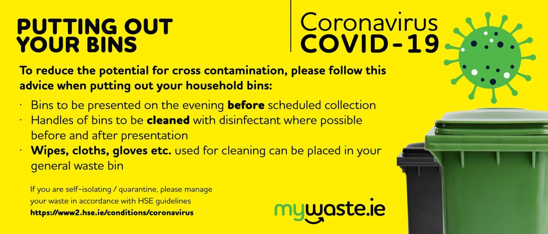 COVID-19 Coronavirus Customer Update