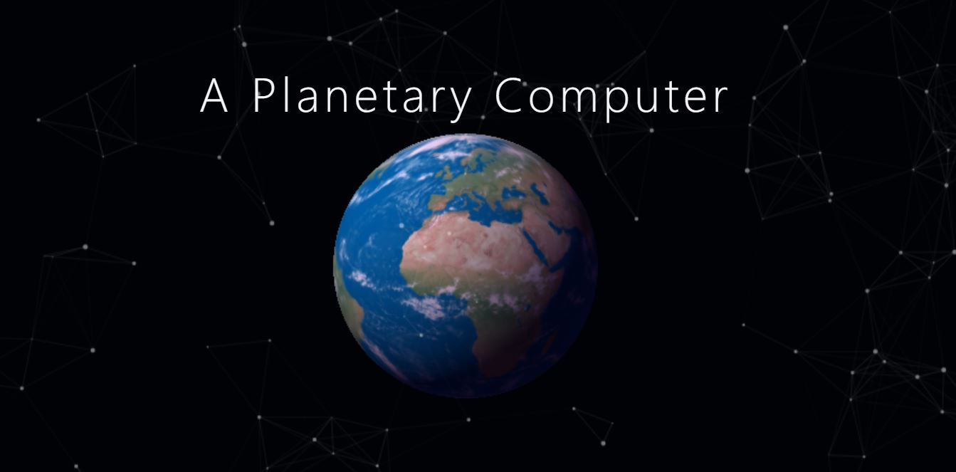 Microsoft working on Planetary Computer which will analyse activities harming Earth's health