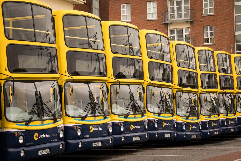 Dublin Bus Transport