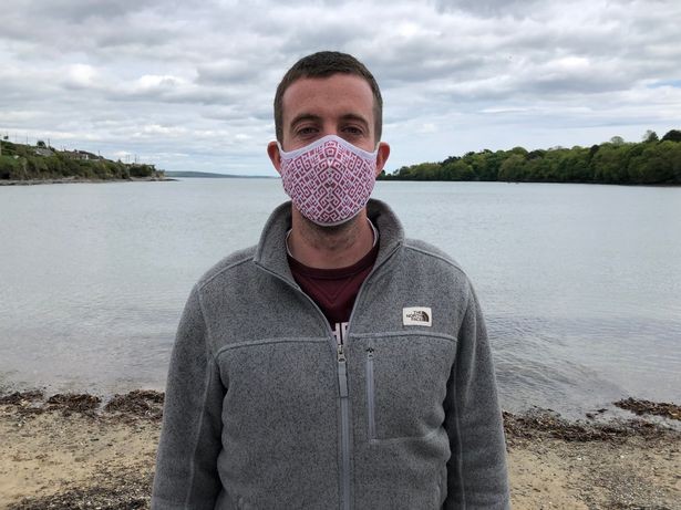 RasR Reusable face mask