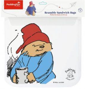 Paddington Bear Beeswax Wraps