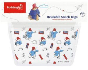 Paddington Reusable Snack Bags