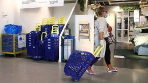 Buy back unwanted IKEA furniture
