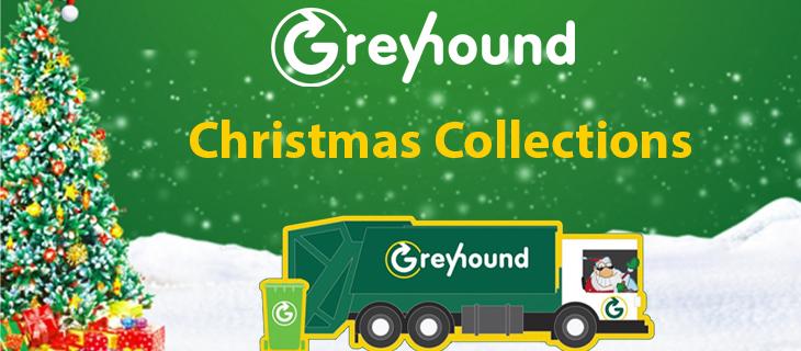 Greyhound Christmas Collections 2020